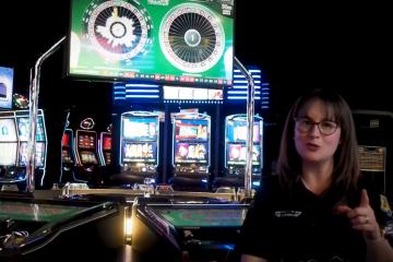 ruleta salon de juegos