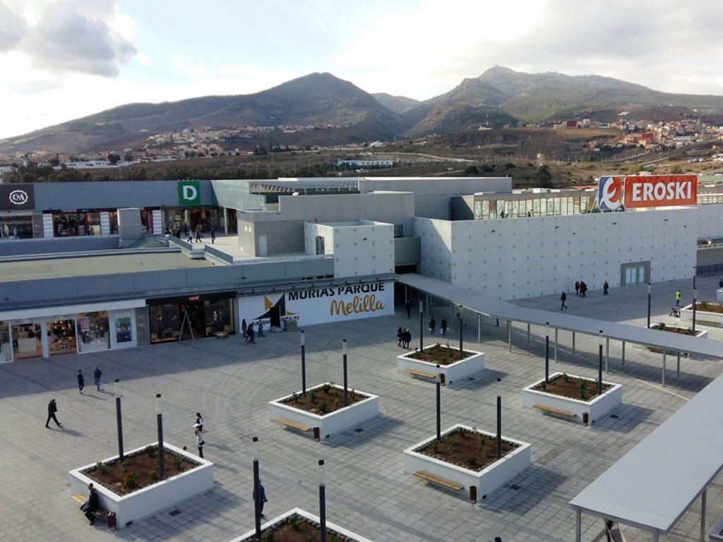centro comercial melilla